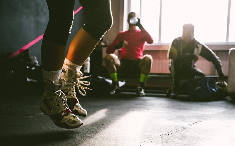 ritornare in forma dopo le feste - boxing curcetti foggia